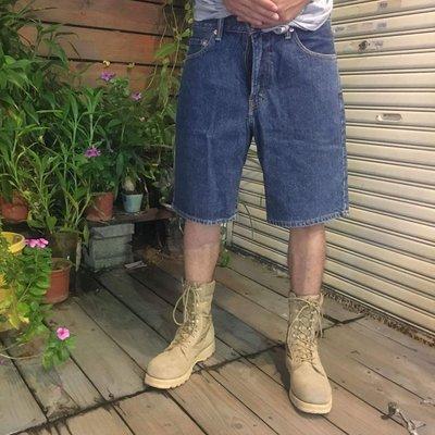 【Faithful】LEVIS 550-2111 牛仔短褲 美版【5502111】 石洗藍