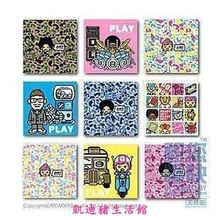 【凱迪豬生活館】BAPE  PLAY  訂製 無框畫 20x20cm 九組套畫KTZ-201030