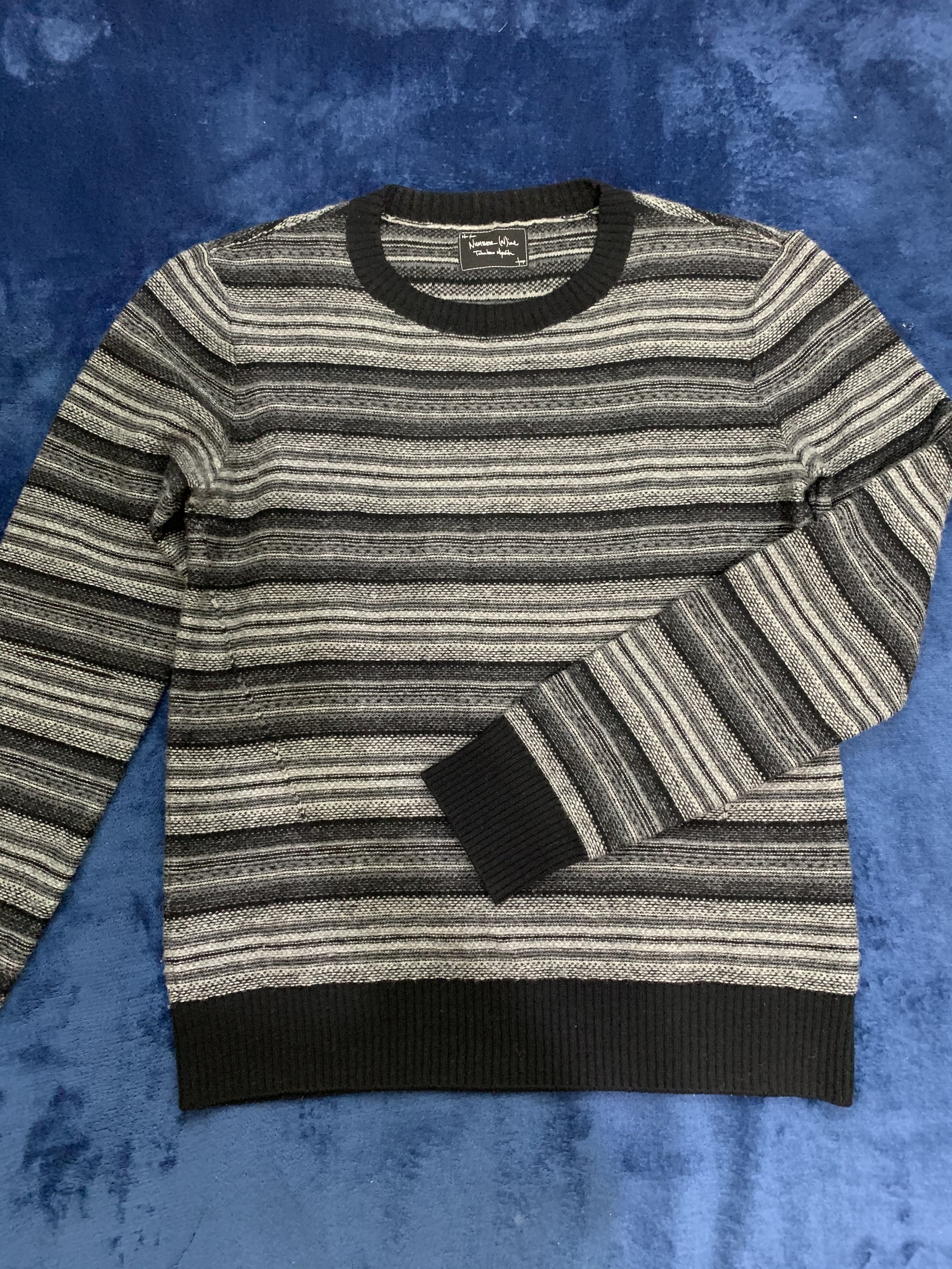 Number (N)ine 07AW 毛衣 size3