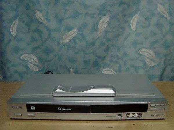 Y保固1年【小劉家電】PHILIPS DVD錄放影機,DVDR612型,全新雷射頭