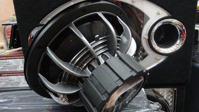 高雄震撼立~TNT 12吋 1000W 雙磁雙音圈頂級重低音喇叭單體 大音壓設計 低音夠強 高雄市