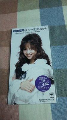 松田聖子 單曲 日本版 cd