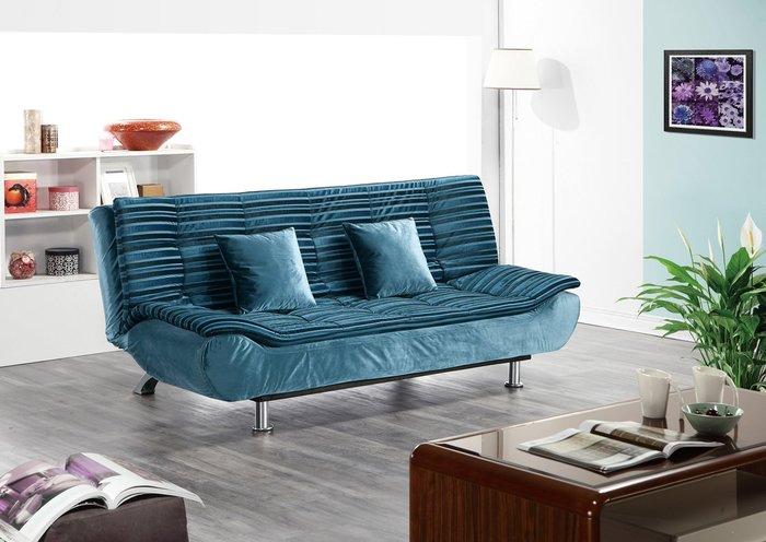 【南洋風休閒傢俱】沙發床系列 -派屈克雙人沙發床  坐臥兩用床  套房沙發 (JH604-2)