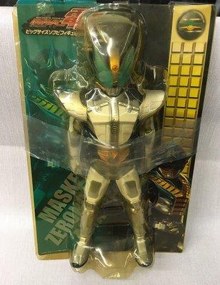 A-8 櫃 : 2007 假面騎士 DEN-O 電王 WING FORM 齊格 大尺寸軟膠 天貴玩具店