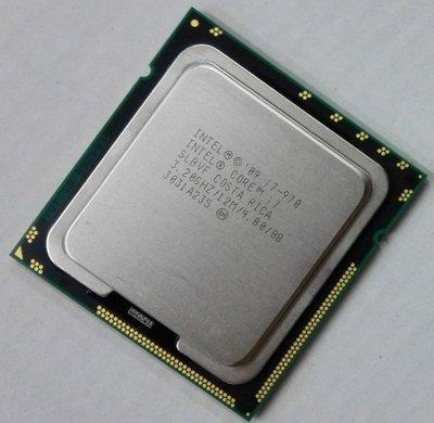 【含稅】Intel Core i7-970 3.2G SLBVF 1366 6核12線 庫存正式散片CPU 一年保