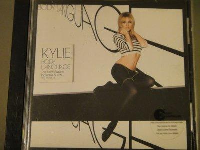 Kylie Minogue 凱莉米洛 --  Body Language 身體會說話