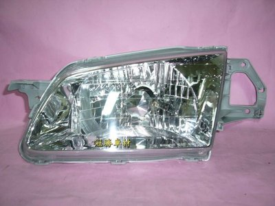 冠勝車材 福特 TIERRA 99~05 大燈 TYC製