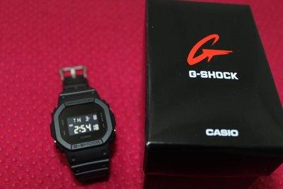 LIN老闆 6 ~ CASIO G-SHOCK DW-5600BB-1DR 復刻 霧面 全黑 1代 黑色 DW-5600