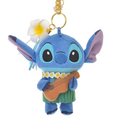 B'Little World * [現貨] 東京迪士尼專賣店限定商品/史迪奇夏威夷吊飾/星際寶貝/東京連線