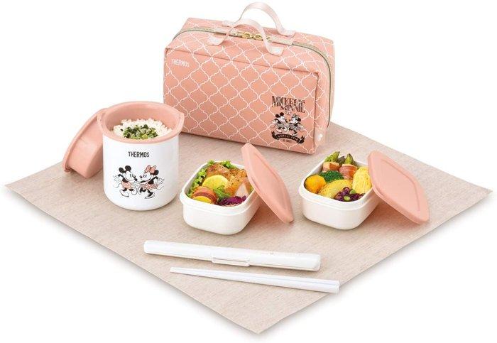 【樂活先知】『現貨』日本 THERMOS 膳魔師 保溫便當盒 米老鼠 DBQ-254DS