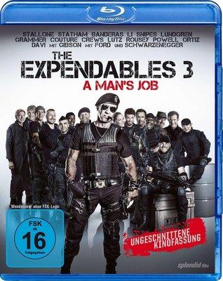 【藍光電影】浴血任務 3 / 敢死隊3 The Expendables 3 (2014) 地表最強男人