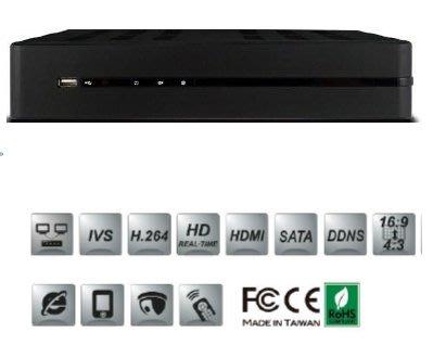 icatch RMH-0828MU-JA3 AHD 1080P/960H混合型數位錄影主機   8路4聲1HDD