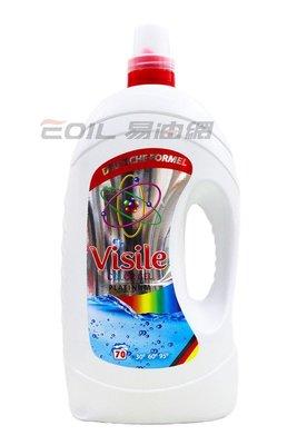 【易油網】VISILE 洗衣精 白色 5.65L COLOR GEL #83344 非PERSIL【缺貨】