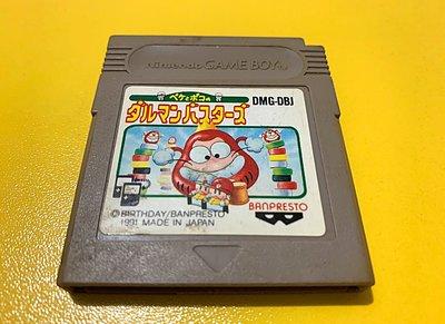 幸運小兔 GB遊戲 GB 鐵鎚小子 Daruman Busters GameBoy GBC、GBA 適用 F3