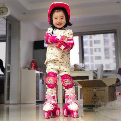 (免運)寶寶幼兒童溜冰鞋套裝2-3-6...