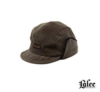 GOODFORIT / 日本Calee Ear Pads Fleece Cap抓絨三用帽款