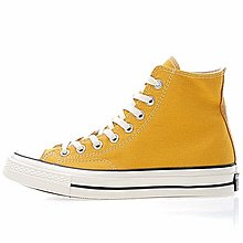 D-BOX  Converse 70s All Star 1970S 黑標 信號黃 高筒 帆布鞋 複刻