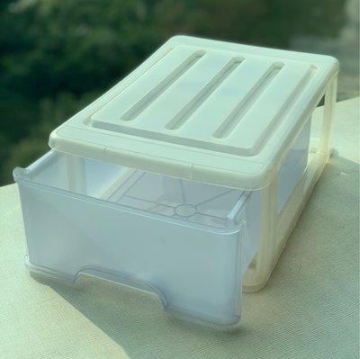 100%全新 環保塑膠抽屜式 小儲物盒/收納箱 Store Box