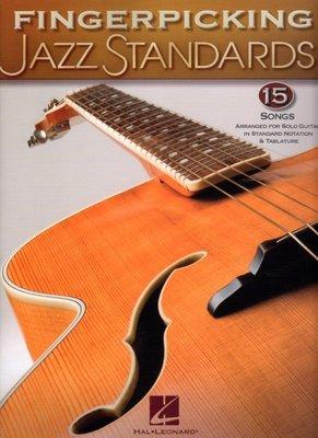 [反拍樂器] Finger Picking Jazz Standards (免運費)