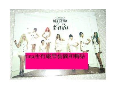 Dream high 2』智妍T-ara Mini Album Vol. 6-DAY BY DAY韓國原版第六張迷你專輯全新孝敏恩靜素妍