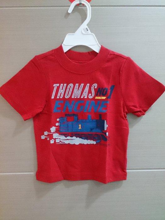 【Nichole's歐美進口優質童裝】Old navy湯瑪士火車紅色短袖上衣/T恤*另有Carter's/OshKosh
