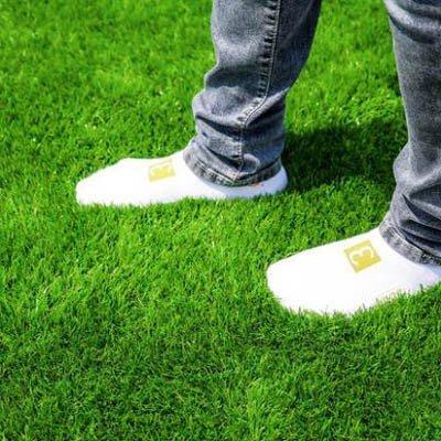 19【人造草坪-高3cm-寬2米/4米-平米計價-1平米/組】陽臺綠色模擬草皮(量大可優)-5170852