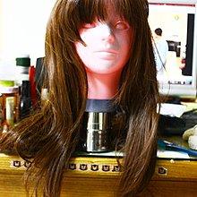 【R的雜貨舖】日本日系 深咖啡棕 vivi日雜風 名模 浪漫小波浪捲 假髮 日常/COSPLAY可用 04