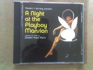 Dimitri From Paris-A Night At The Playboy Mansion 花花公子之夜(歐洲版)