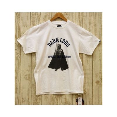 ☆代購幫日本代購代標☆SILAS | STAR WARS S/S TEE DARK LOAD