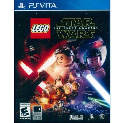 (全新現貨)PSV 樂高星際大戰:原力覺醒 英文美版 LEGO Star Wars: The Force Awaken
