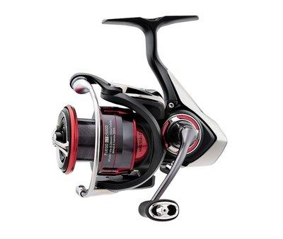 【漁夫釣具】 DAIWA FUEGO LT 磁油防水/超輕量/拉力大 6+1培林捲線器5000D-C/5000D-CXH