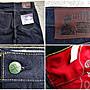 西方不敗美國製手工Left Field 13oz Cone Mills Greaser 原色直筒牛仔褲 養褲 全尺寸到