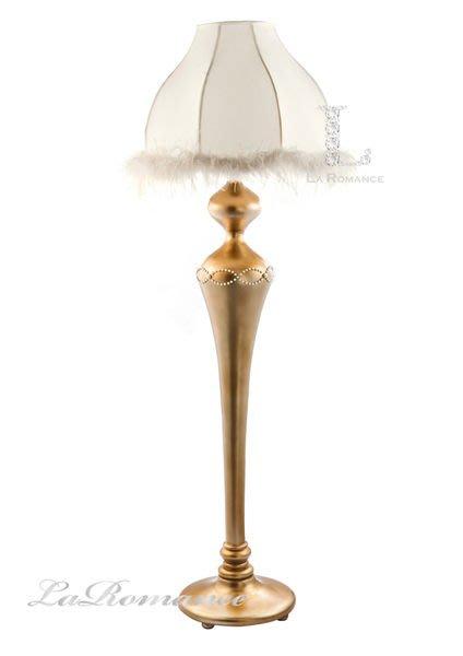 【芮洛蔓 La Romance】新古典公主造型落地燈 / 檯燈 / 桌燈 / 吊燈 / 壁燈