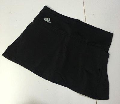 adidas 愛迪達 網球短裙 短裙 褲裙 內有安全短褲 尺寸:XS~L