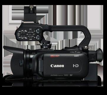 CANON XA11 輕巧型 專業 攝錄機 26.8mm廣角 20倍光學變焦 高清攝錄鏡頭 新聞採訪、婚禮、活動或紀錄片