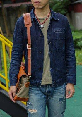 牛仔偵探 ROGUE TERRITORY RGT 雙染夾克單寧外套 經典外型 全新品
