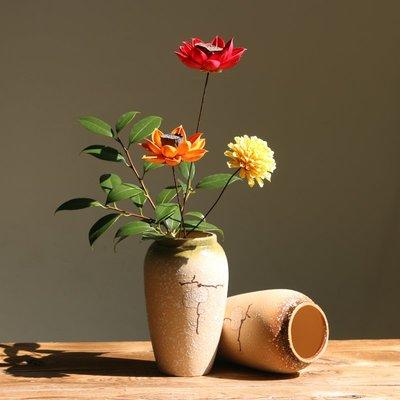 熱賣新陶瓷花瓶擺件干花插花客廳電視柜裝飾工藝品古典水培花器#擺件#陶瓷#北歐