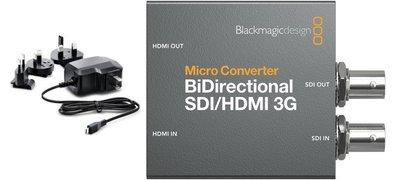 Blackmagic Micro Converter BiDirectional 雙向轉換器 SDI 轉 HDMI 3G