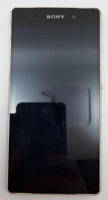 索尼 Sony Xperia Z2 D6503 故障機 零件機 材料機 B1151
