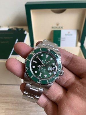 勞力士 保卡2020 Rolex 116610LV 綠水鬼 興倍卷可抵