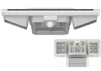 新品上市搶先預購中~LISTAR 戶外防水太陽能感應燈-SLI0216 IP65