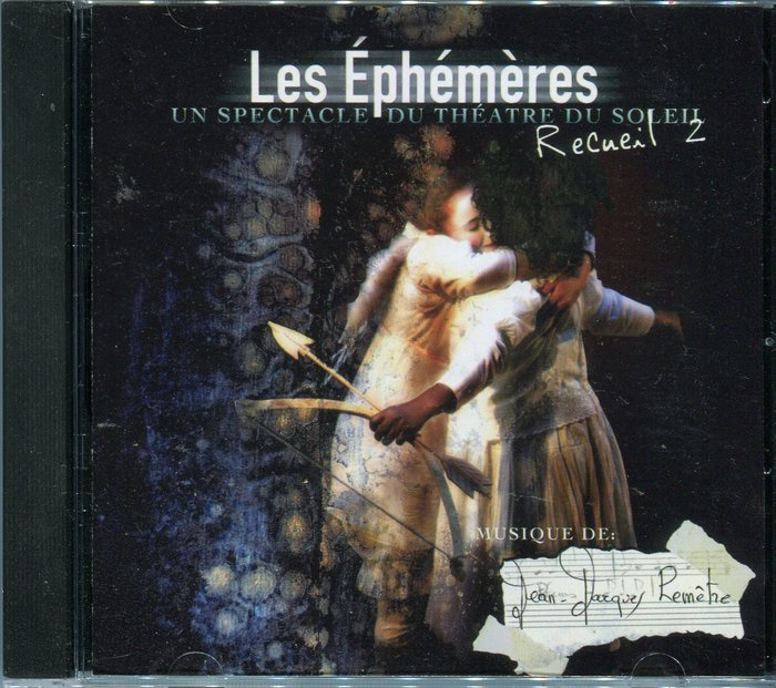 【塵封音樂盒】Le Theatre du Soleil - Les Ephemeres - recueil 2