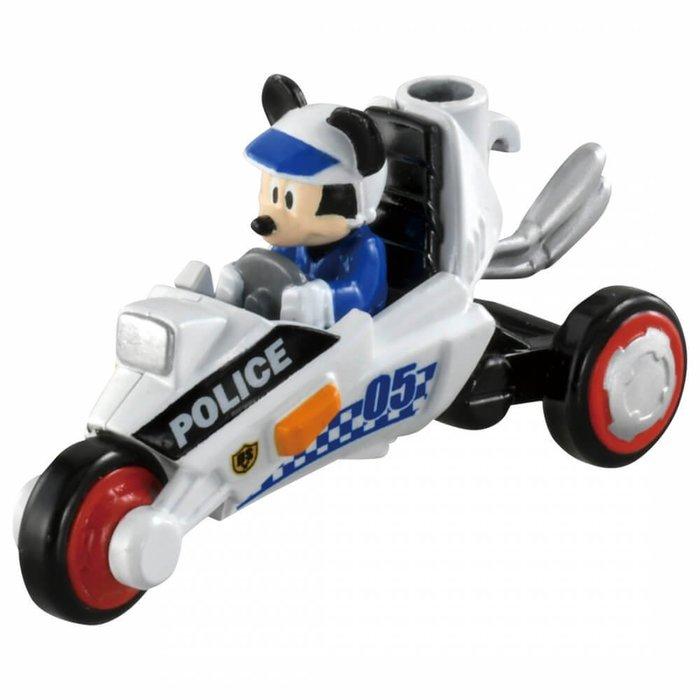 =海神坊=日本原裝空運 TAKARA TOMY 多美小汽車 迪士尼 DS-05 米奇妙妙保衛隊 米奇 合金模型車
