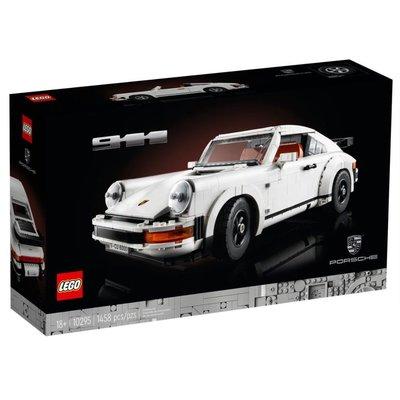 (全新未拆)樂高 LEGO 10295 Creator Expert 保時捷911 Porsche (請先問與答)