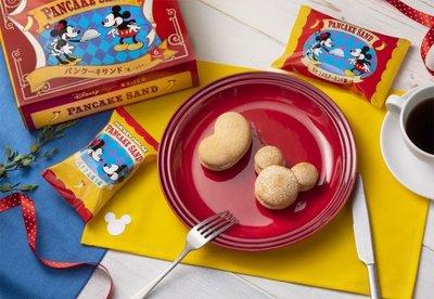 *B Little World*[預購] 日本Tokyo Banana X 迪士尼聯名米奇雙口味夾心鬆餅-4入