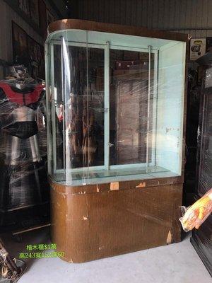 檜木櫃  檜木展示櫃