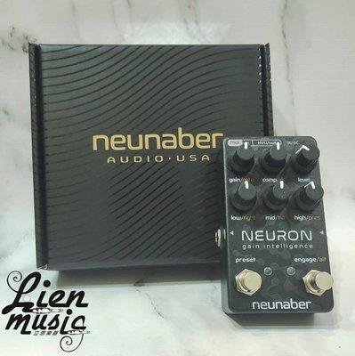 『立恩樂器』效果器專賣 / 加贈短導 /免運 / Neunaber Neuron 前級 放大器 Gain Preamp