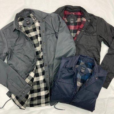 7472 CO2 Dickies 格紋 襯衫 外套 深藍 黑灰 防潑水 內格纹 長袖 無帽 迪凱思 機能外套