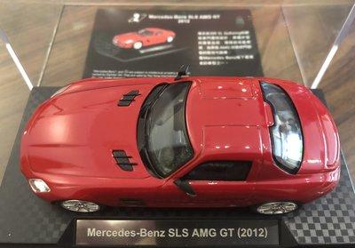 4號車特賣全新正品 Mercedes-AMG GT R2017 賓士鋅合金1:43模型車 限量商品