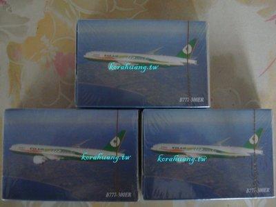 全新 收藏 長榮 航空 波音 777-300ER 飛機  撲克牌 高雄市